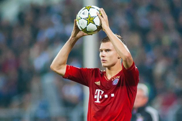 BREAKING NEWS: Bayern's Badstuber Suffers Cruciate Ligament Rupture