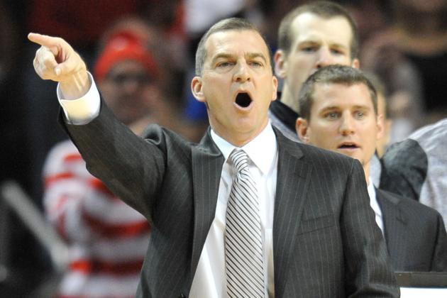 Turgeon Keeps Terps Grounded as National Buzz Swirls