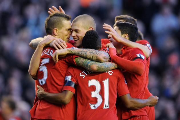 Liverpool 1-0 S'hampton: Agger winner