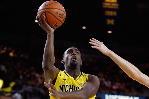 ESPN Gamecast: Michigan vs Bradley
