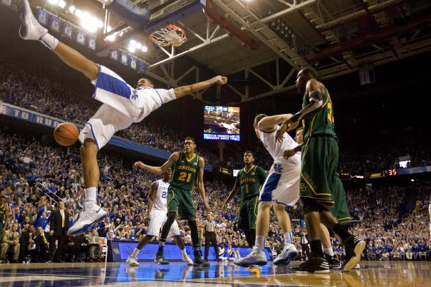 Baylor vs. Kentucky: Breaking Down Baylor's Shocking Upset over Kentucky