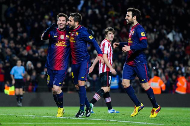 Barcelona vs. Athletic Bilbao: Score, Analysis and Grades