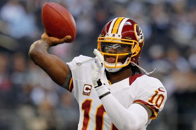 RGIII's MVP Hopes Rest on Strong Finish to Rookie Campaign