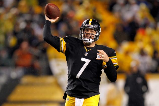 Ben Roethlisberger: Analyzing How QB's Absence Impacts Steelers vs. Ravens