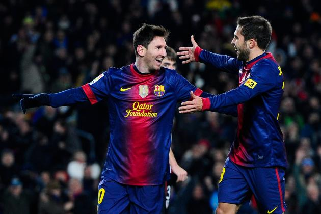 Barcelona Seals Best Start in La Liga History with 5-1 Win