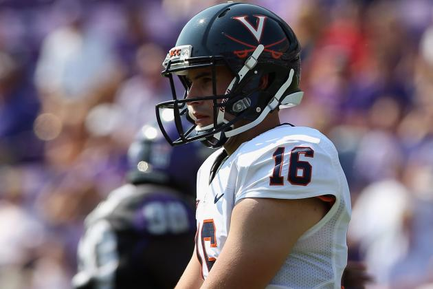 Breaking News: Virginia's Michael Rocco Will Transfer