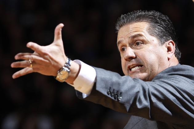 Transcript: John Calipari Post-Game Press Conference