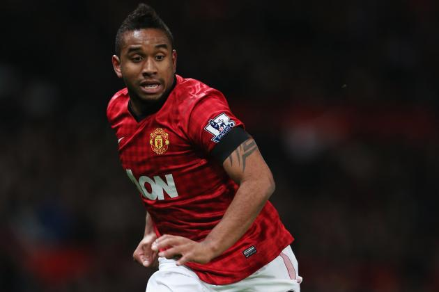 Anderson out for a Few Weeks with Hamstring Injury
