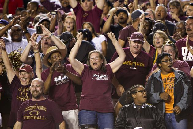 Louisiana-Monroe Accepts Headed to AdvoCare V100 Independence Bowl