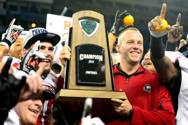 North Carolina State to Hire Dave Doeren as Next Head Coach