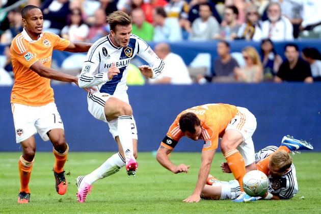 MLS Cup 2012: LA Galaxy 3 Houston 1: As It Happened