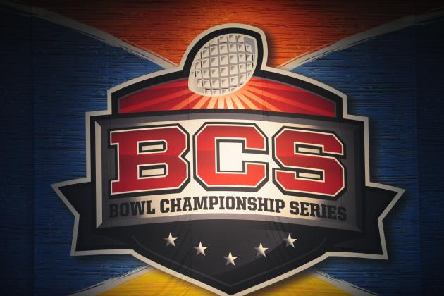 BCS Bowl Schedule 2012-13: Complete Rundown of January's Projected Games