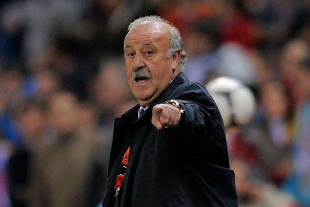 Del Bosque: 'Our Success Increases the Pressure on Us to Win'