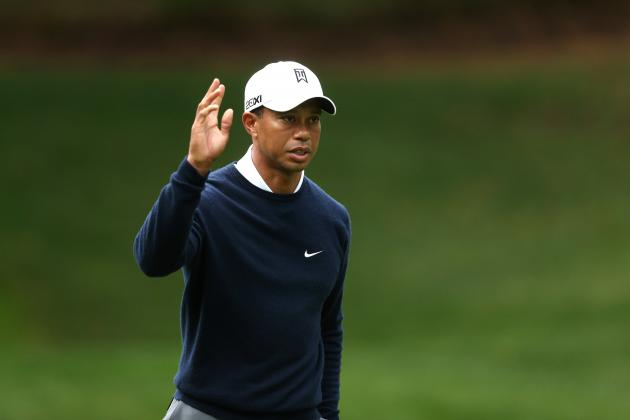 Tiger Woods at World Challenge 2012: Day 3 Highlights, Analysis and More