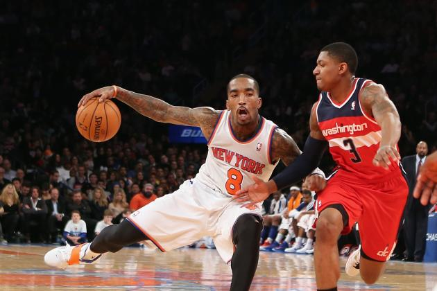 Knicks Keep Rolling, Stay Unbeaten on Home Court
