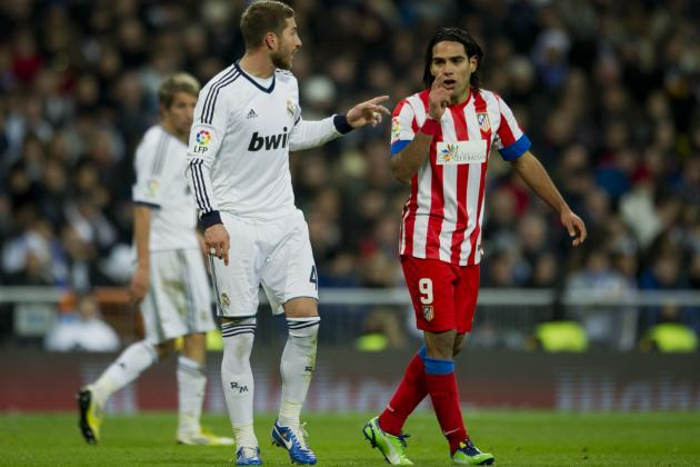 Real Madrid vs. Atletico Madrid: A Win to Revive Real's Title Charge?