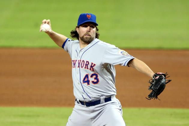 Six or Seven Teams Looking to Meet with Mets on Dickey