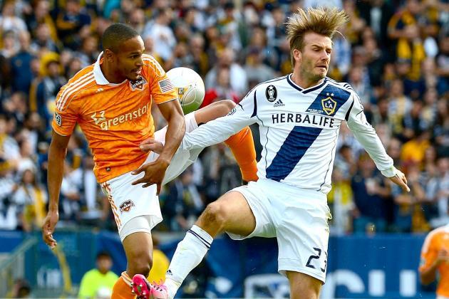 MLS Cup 2012: LA Galaxy 3 Houston 1: As It Happened