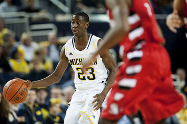 Michigan Burns Caris LeVert's Redshirt
