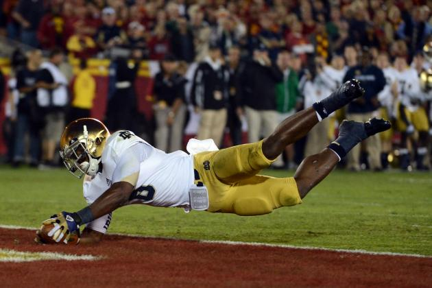 Notre Dame Football: Irish Will Be Heavy Underdog in National Championship