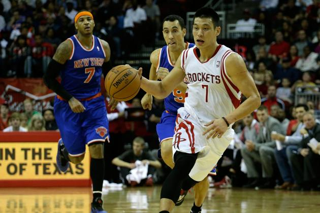 Jeremy Lin: Rockets Can Still Become Contender with Mediocre Point Guard
