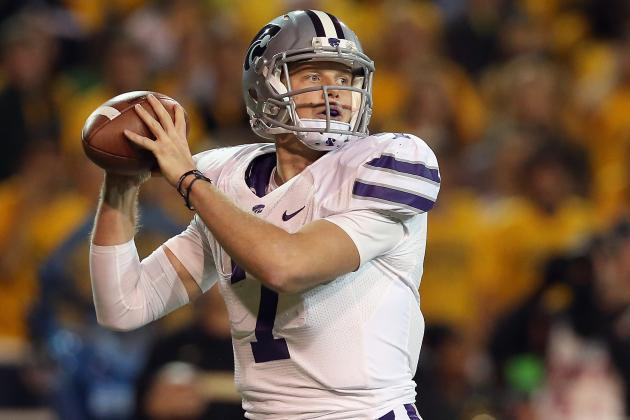 College Football Live: Texas Longhorns vs. Kansas State Wildcats Score, Analysis