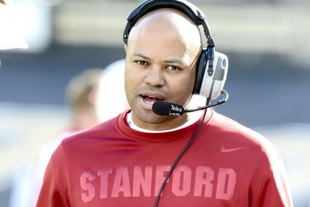 Why SEC ADs Should Be Calling David Shaw After Pac-12 Championship