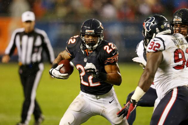Matt Forte: Bears RB Not Reliable Enough to Carry Your Fantasy Team in Week 13