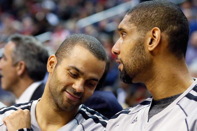 Spurs Beat Grizzlies 99-95 in OT