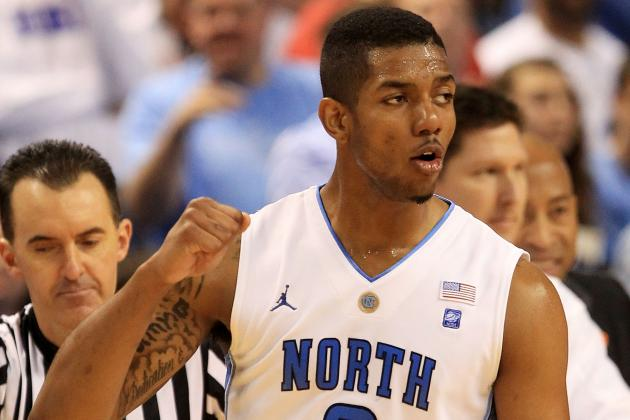 McDonald's 24 Points Fuel UNC's Ripping of UAB