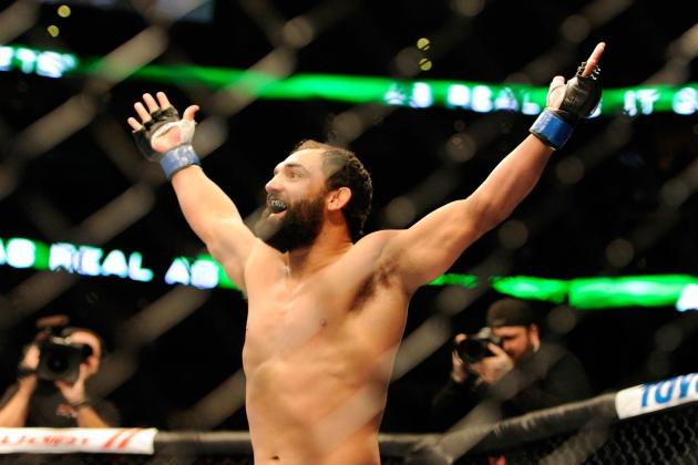 Johny Hendricks Has No Plans on Taking Another Fight Before He Gets a Title Shot