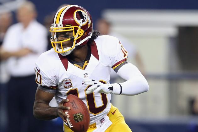 NY Giants' Attacking Defense Must Wait for Robert Griffin III's Option