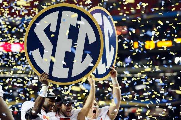 SEC Championship 2012: SEC Haters Sit Down, That Was the Game of the Year