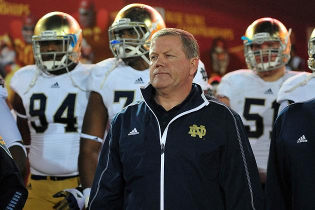 BCS Championship 2013: Why Notre Dame Should Be Happy to Face Alabama