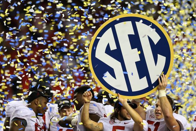 SEC Football: Surviving Stacked Conference Gives Alabama Edge over Notre Dame
