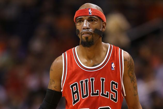 Richard Hamilton Diagnosed with Foot Sprain
