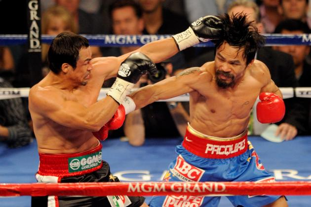 Manny Pacquiao vs. Juan Manuel Marquez: Greatest Moments in Rivalry