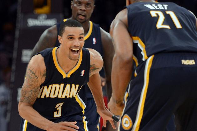 Warriors Beat Pacers 103-92