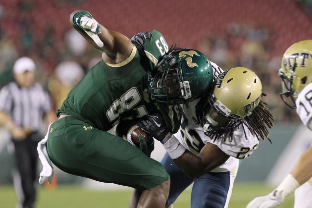Pitt Rolls South Florida to Become Bowl Eligible