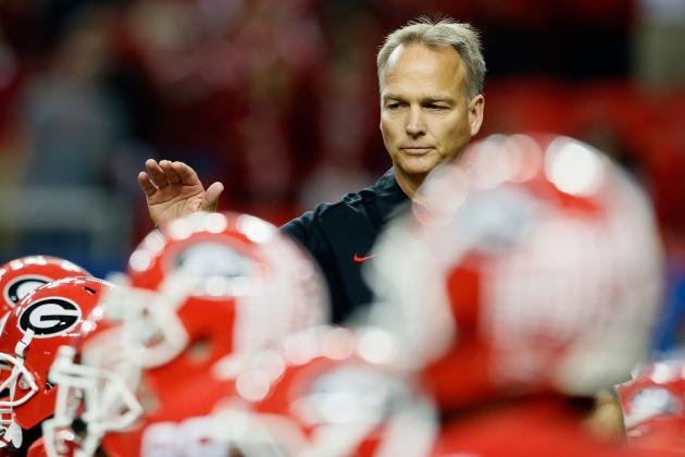 SEC Championship 2012: Why Mark Richt Made Right Call to Not Spike the Ball