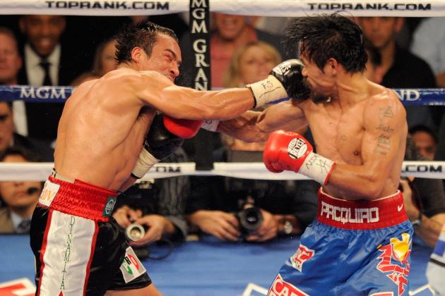 Pacquiao vs. Marquez: No Odds or Line Is Worth Betting on Dinamita
