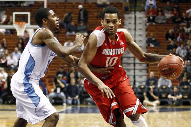 Ohio State Basketball: Can LaQuinton Ross Become the 2nd Scorer Buckeyes Need?