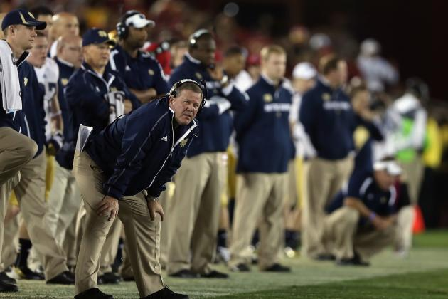 BCS Championship 2013: Why Brian Kelly Shouldn't Fear Nick Saban at All