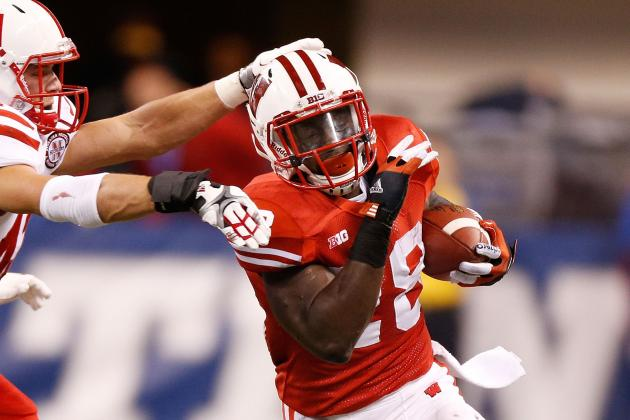 Montee Ball Named MVP of Big Ten Title Game