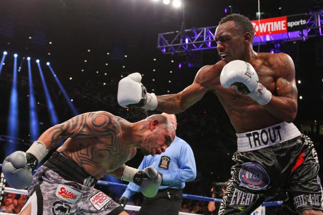 Cotto vs. Trout Results: No Doubt Defeats Junito Via Unanimous Decision