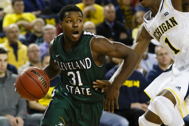 Cleveland State Rallies in Final Minute to Beat Toledo, 78-73