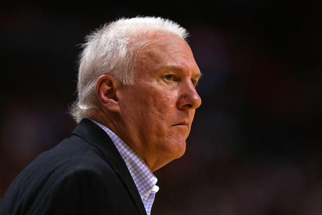 Gregg Popovich and the Benching: Why the Spurs Stars Should've Played