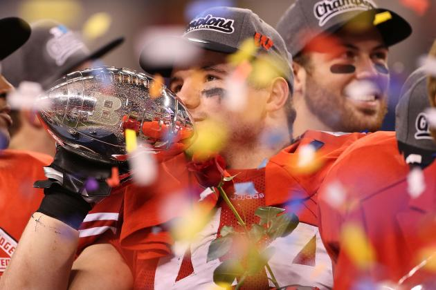 Big Ten Championship 2012: These Are the Badgers We Expected to See All Year