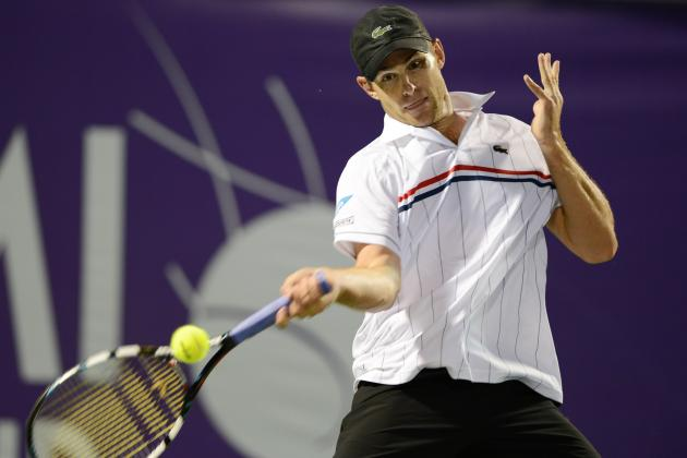 Andy Roddick Beats Andy Murray in Miami Tennis Cup