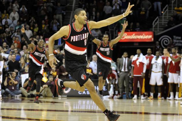 Portland vs. Cleveland: How Nicolas Batum, Blazers Pulled out Much-Needed Win